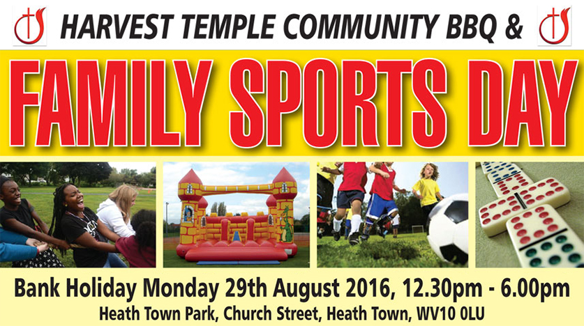 BBQ & Family Sports Day